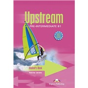 upstream pre-intermediate student's book - учебник