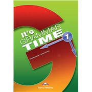 it's grammar time 1 student's book - учебник