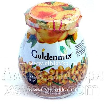 Десерт «Goldenmix» облепиховый с абрикосом