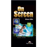 On screen 1 Class CDs - диски для занятий в классе(set 5)