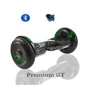 Гироскутер Smart Balance GT Exclusive Молния green