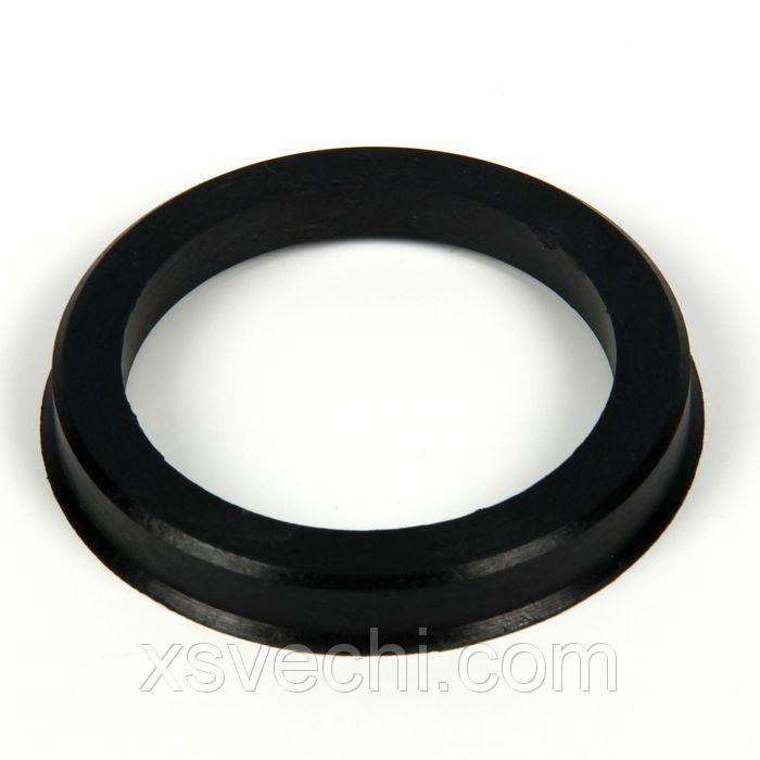 Кольцо установочное LS, ABS, диаметр наружний 73,1 мм, внутренний 56,6 мм