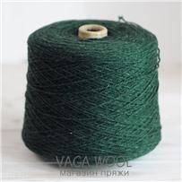 Пряжа Pastorale 18 Ель 175м/50гр., шерсть ягнёнка, Vaga Wool