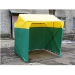 Палатка торговая 1,5х1,5 P(кабриолет)