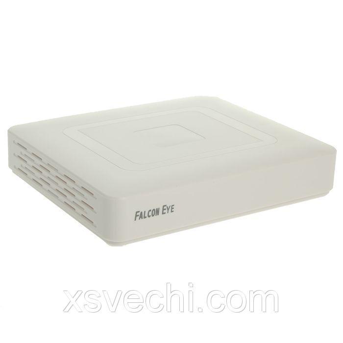 Видеорегистратор Falcon Eye 1104MHD Light, AHD/CVI/TVI/IP, 4 канала, запись до 1080 N