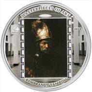 «Мужчина в золотом шлеме» Рембрандт Тираж 1655 шт