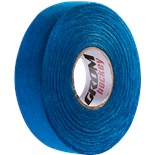 Лента хоккейная для крюка, 24мм х 25м, синий