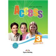 access 3 teacher's book - книга для учителя