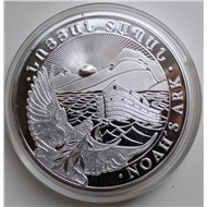 Армения Ноев Ковчег 1 килограмм серебро 2014