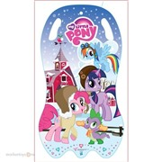 Санки ледянки SC36L-MLP MY LITTLE PONY 92см