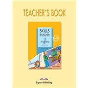 skills builder movers 1 teacher's book - книга для учителя revised format 2007