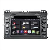 Штатная магнитола Incar AHR-2283 для Toyota LC Prado 120  Android 4.4.4/1024*600,wi-fi