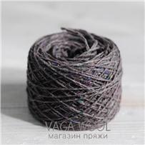 Пряжа Твид Modern, Какао, 150м/50г, Vaga Wool