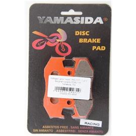 Колодки  диск. торм. (RACING) Suzuki Burgman (аналог FDB2119)   Yamasida  TW