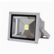 Прожектор светодиодный 30Вт холодный белый 220 В (PFL-30W/CW/GR)