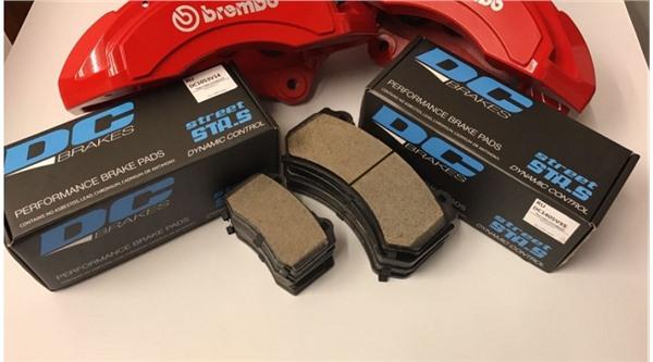 DC Brakes - подбор колодок по супорту