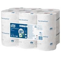 Туалетная бумага в мини рулонах Tork SmartOne 297492 / 472193