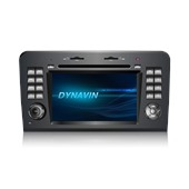 Штатное головное устройство Dynavin для MERCEDES-BENZ ML/GL W/X164 2005>2011