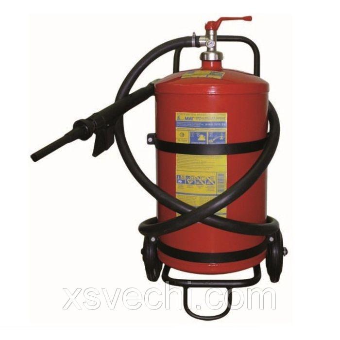 Огнетушитель воздушно-пенный ОВП-40 (з), зимний