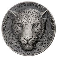 Биг файв Леопард 2018 кот д ивуар