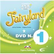 fairyland 1 dvd (уровень Starter и Fairyland 1)