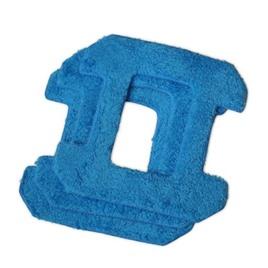 Hobot Комплект салфеток из микрофибры для Hobot 268/288 (3 шт.) синие для сухой очистки