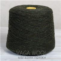 Пряжа Твид-мохер, Дуб 2710, 200м/50г, Knoll Yarns, Mohair Tweed, Oak