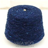 Пряжа Kilcarra tweed ирис 1745, 80м в 50 г