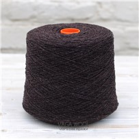 Пряжа Lambswool Холст 123, 212м/50г., Knoll Yarns, Holst