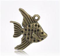 Подвеска Золотая рыбка