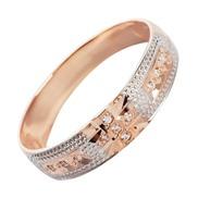 Кольцо с молитвой № zA-004, золото 585°
