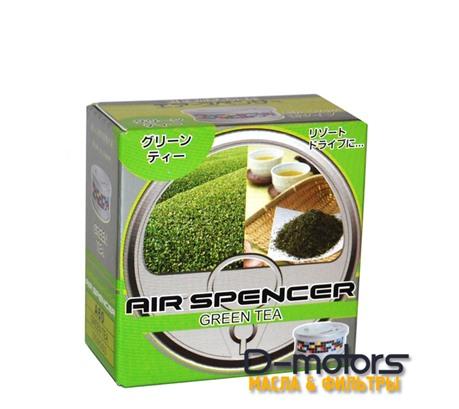 Ароматизатор меловой Eikosha, Air Spencer - Green Tea - Зеленый чай A-60