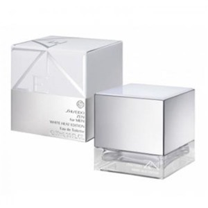 Shiseido Туалетная вода Zen for Men White Heat Edition 50 ml (м)