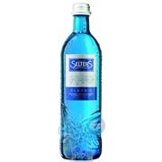 Упаковка газированной минеральной воды Selters Classic 0,8 в стекле - 12 шт.