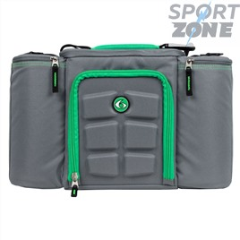 Спортивная сумка  INNOVATOR 300 серый/зеленый