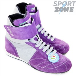 Кроссовки ENERGY 1999 FERUS GRAY/PURPLE