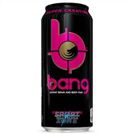 Напиток (VPX) BANG 473мл Power Punch (12 шт.). Мощный удар.
