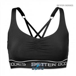 Спортивный топ Better Bodies Athlete Short Top, Black