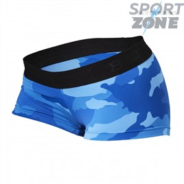 Спортивные шорты Better Bodies Fitness Hot Pant, Blue Camo