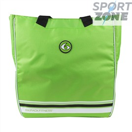 Спортивная сумка SIX PACK FITNESS (SPF) Camille Tote Lime/Black (лайм/черный)