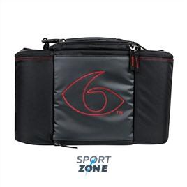 Спортивная сумка Elite Originator 300 чёрный/красный