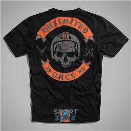 Мужская футболка US RENO BLACK UNCLE SAM