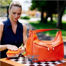 Женская сумка Plyo Sling оранжевый