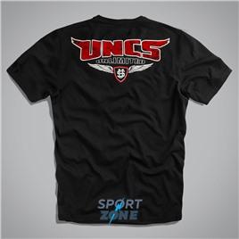Мужская футболка US DRAKE BLACK UNCLE SAM
