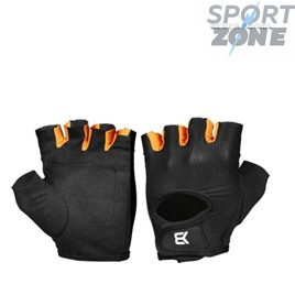Перчатки Better bodies Womens Traning Glove, Black/Orange