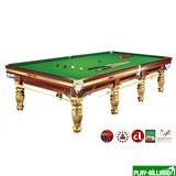 """Бильярдный стол для снукера """"Dynamic Prince"""" 12 ф (золотистый), интернет-магазин товаров для бильярда Play-billiard.ru"""