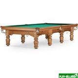 Бильярдный стол для русского бильярда «Classic II» 12 ф (ясень), интернет-магазин товаров для бильярда Play-billiard.ru