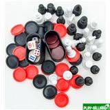 """Комплект для игры в шахматы шашки нарды """"Universe / Heat"""", интернет-магазин товаров для бильярда Play-billiard.ru"""