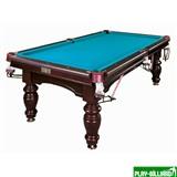 Бильярдный стол для русского бильярда «Energy» 8 ф (махагон), интернет-магазин товаров для бильярда Play-billiard.ru