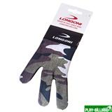 Weekend Перчатка бильярдная «Longoni Fancy Military 3», интернет-магазин товаров для бильярда Play-billiard.ru